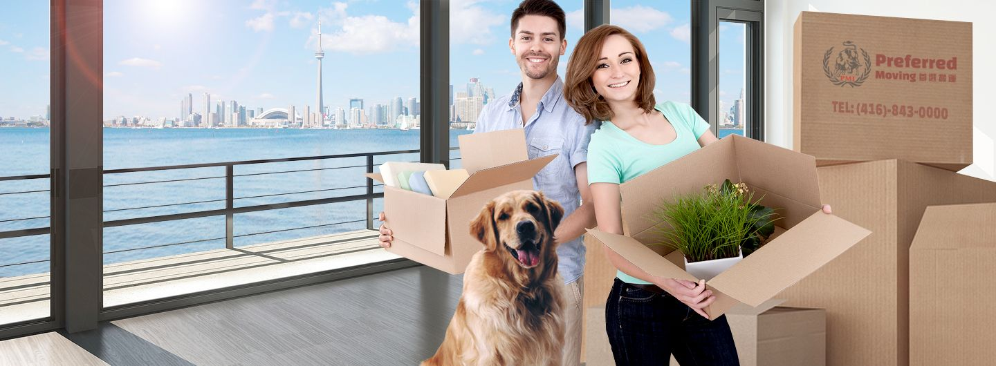 Moving House in GTA ?